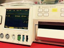 GE Corometrics 120 Series Fetal Monitor  patient monitor TOCO ECG NIBP Warranty
