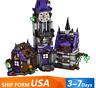 Movie Series Scooby Doo Haunted Castle Sets Building Blocks toys 860pcs bricks