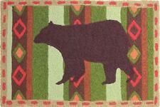 Jellybean - Indoor/Outdoor Rug - Brown Bear