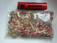 Smudge Blend - Prophetic Dreams - Magickal Incense w charcoal