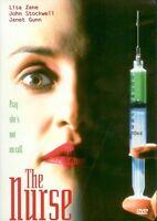 The Nurse -DVD Movie- Brand New & Sealed- Fast Ship! (VG-SVE025119 / VG-138)
