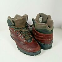 20011 Nike Air Brown Leather Hiking Boots Womens Size 9.5 EU: 41