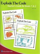Explode Code Book 1 & 2 Ans./Parent's Guide