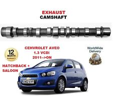 FOR CHEVROLET AVEO 1.3 VCDi D 2011-- ON NEW ENGINE EXHAUST CAMSHAFT