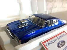 1:18 BIANTE / AUTOART BLOWN SUPERCHARGED FORD XA FALCON GT HARDTOP COUPE - RARE