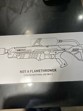 NEW in box / UNUSED Elon Musk Boring Company Not-A-Flamethrower + $5 Letter