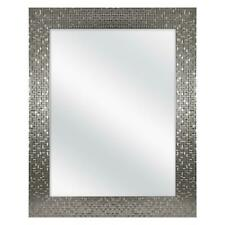 24 in. W x 30 in. H Fog Free Framed Recessed or Surface Mount Bathroom Medicine
