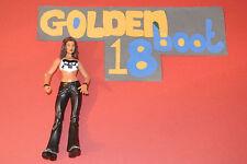 WWE WWF JAKKS WOMENS WRESTLING FIGURE - LITA - FAST POST - UK SELLER - VGC