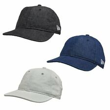 New Era Unisex Denim Packable 9twenty Adjustable Cap (Various designs available)