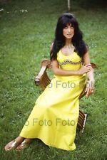 Dunja Rajter Musique Film TV Photo 20 X 30 CM Sans Autographe (Be-9