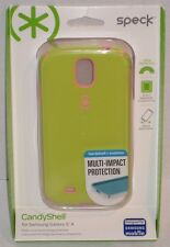Speck SPK-A2055 CandyShell for Samsung Galaxy S4 - Lemongrass, Sherbet Pink NEW