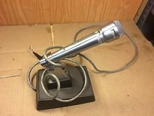 Vintage Electro Voice 664A Microphone Shure Mic Stand 5-pin Cable Switchcraft EV