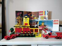 Lego - Vintage - Set 374 - 100% + Istruzioni