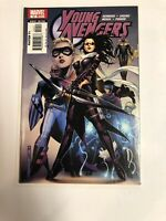 Young Avengers (2006) 10 ( VF/NM) 1st Cover Speed Kate Bishop as Hawkeye