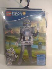 Lego Nexo Knights Lance Halloween Costume Boys Theme Party Gray S 4-6  h65