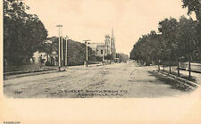 Marysville,California,D Street Looking South From 7th,Yuba Co.c.1901-06
