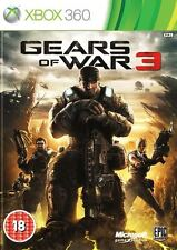 GEARS OF WAR 3 ~ XBox 360 (in Great Condition)