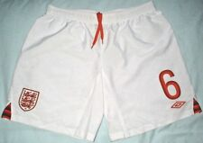 Casey Stoney #6 [Liverpool] England Women's Player Issue Home Football Shorts