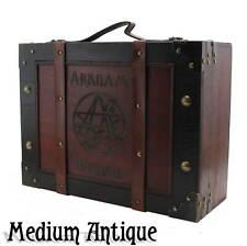 Arkham Horror Standard LCG Medium Antique Storage Case / Box