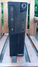 Lenovo ThinkCentre M73 SFF i3-4130 500GB HDD Windows 10 Pro Desktop Computer