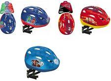 Kinderhelm Fahrradhelm Schutzhelm Roller  Avengers PJ Masks verstellbar