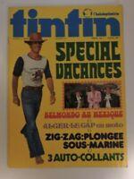 French Magazine: TINTIN Special Vacances No. 25