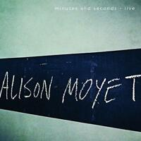 Alison Moyet - Minutes And Seconds - Live (NEW CD)