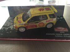 1 43 SUZUKI IGNIS S1600 N° 32N RALLY WRC MONTE CARLO 2005