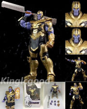 SHF S.H.Figuarts Marvel Avengers Endgame Thanos PVC Action Figure Gifts In Box