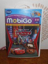 jeux Vtech pour console éducative tactile vetch mobigo cars 2 - neuf