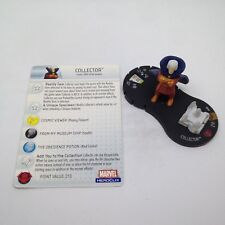 Heroclix Infinity Gauntlet set Collector #006 Limited Edition figure w/card!