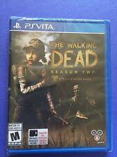 The Walking Dead *Season Two* (PS VITA) NEW