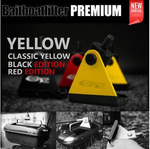 Boatlifter Premium | Ablass Griff Halter f. Futterboot Baitboat Boilie RC Boot