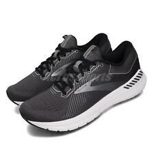 Brooks Transcend 7 Grey White Mens Road Running Shoes Runner Sneaker 1103311D051