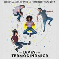 Fernando Velazquez - Las Leyes De La Termodinamica [CD]