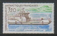 Französisch Antarktis - 1991,3f20 L'Adventure Landing Craft Briefmarke - - Sg