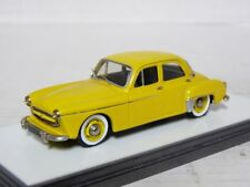 Cama 7 1/43 1957 Renault Fregate Resin Handmade Model Car Kit