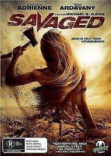 Savaged (DVD, 2014) - Region Free