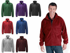 BLUE MAX FLEECE POLAR JACKET WINTER WARM OUTWEAR ZIPPED SPORTSWEAR FREE DELIVERY