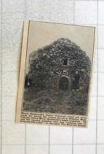 1923 Plans To Save Ruined Church Kilkenny West Where Goldsmiths Father Preached