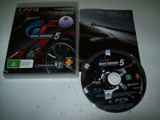 Gran Turismo 5 For PlayStation 3 Great Condition