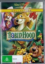 DISNEY, Robin Hood - Most Wanted Edition  - DVD,
