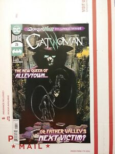 CATWOMAN #26 CVR A JOELLE JONES (JOKER WAR) DC COMICS