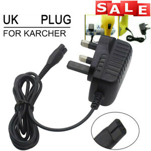 For Karcher WV50 WV75 Cleaners Window Vac Vacuum Battery Charger Power Supply