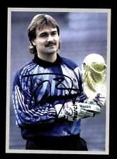 Raimond Aumann Autogrammkarte DFB Weltmeister 1990 Original Signiert