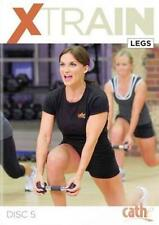 Cardio and Weights EXERCISE DVD - Cathe Friedrich XTRAIN Legs and Rear Delts!
