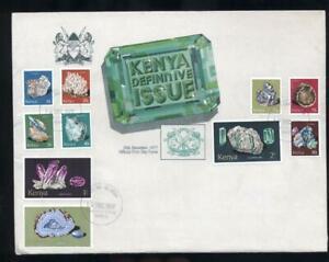 (944637) Minerals, Kenya - FDC.-