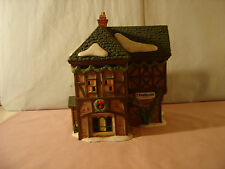 "Dept. 56 Dickens' Village T. Puddlewick ""Spectacle Shop"" ~ Retired"