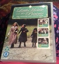 dvd little house on the prairie collection disc 4 new sealed 2 hrs 24 mins