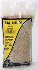 OO HO N Scale Woodland Scenics Brown Medium Talus C1275 FNQHobbys
